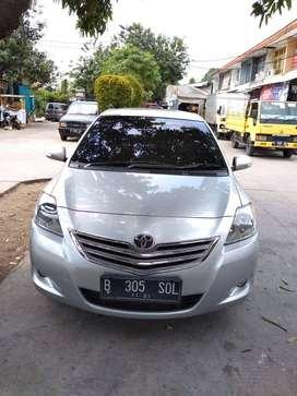 Toyota Vios G  AT Tahun 2011 silver