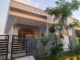 120sqrds 900sft independent house in BANDLAGUDA near to ecil