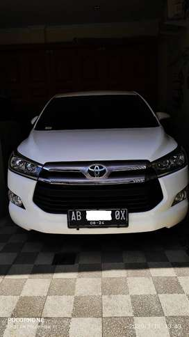 Toyota Innova Type G Diesel AT Putih 2019 AT