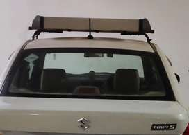 Urgent sell.Used Luggage Carrier for Dzire