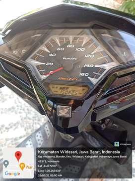 Honda vario 125 cbs iss