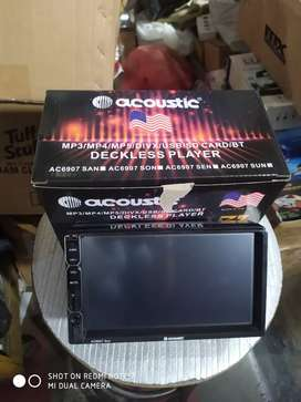 Tv mp 5 semi android bt Acoustic ( Megah top )