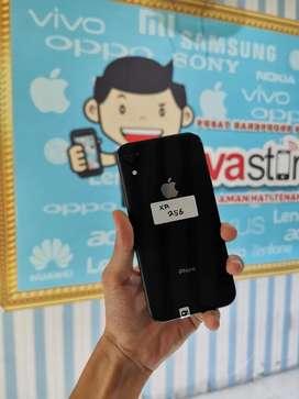 Iphone xr 256gb fulset lengkap like new  bisa kredit