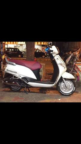 Suzuki access 125 single owner in absolute mint condition