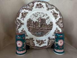 Keramik tua eropa dan China