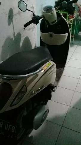 Honda Scoopy F1 115