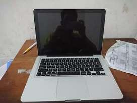 """Macbook pro 13"""" mid 2012(md 101) murah"""