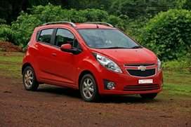 Chevrolet Beat LT Opt Diesel, 2012, Diesel