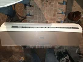 1.5 ton haier a.c in mint condition