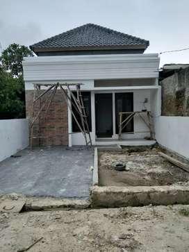 Rumah cluster di Sukabumi