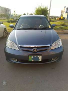 Honda civic full option 2005