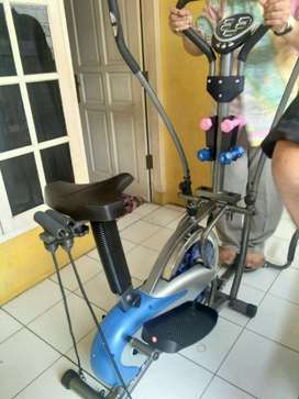 New orbitrack twister lima fungsi TOTAl fit
