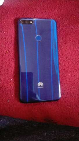 Huawei y_7 prime for sale. Lush condition