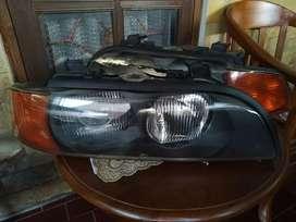 Lampu Depan BMW E39 Pre-Facelift (1996-2000)