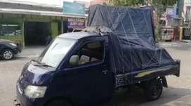 Truk engkel CDE & sewa mobil pick up jasa pindahan mobil bak losbak