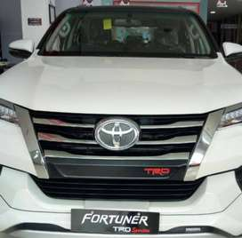 BRAND NEW CAR FORTUNER