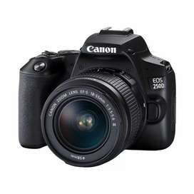 Canon EOS 250D Kit Bisa Dicicil Tanpa Kartu Kredit 3 Menit Cair
