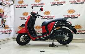 01.berkuwalitas Honda scoopy 2021.# ENY MOTOR #