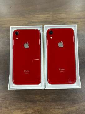 Iphone xr 128gb red available