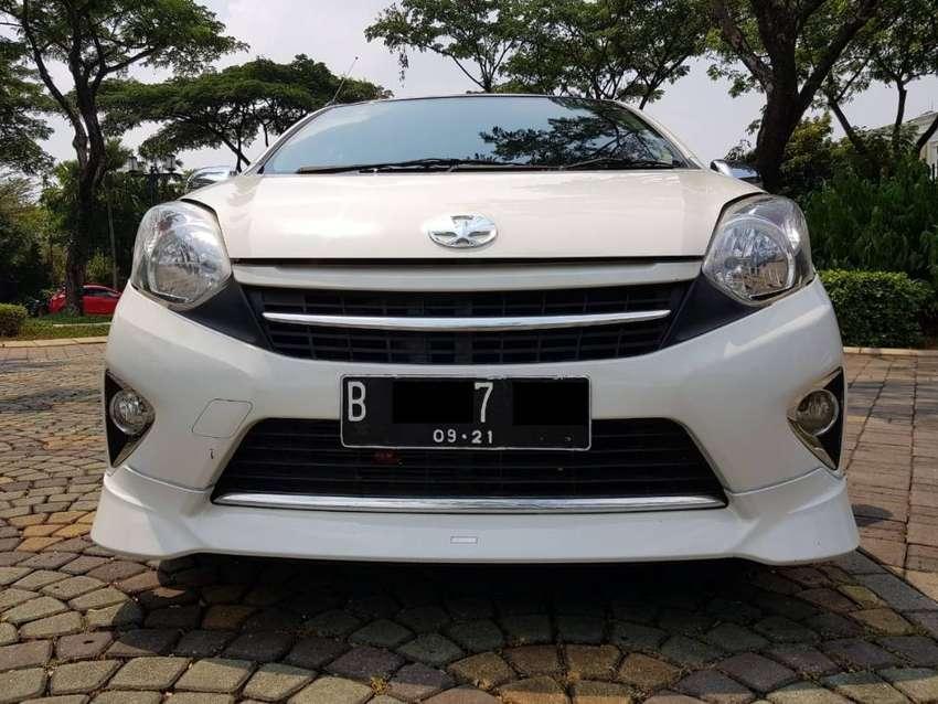 Toyota Agya 1.0 G AT TRD Sportivo 2016,Rutinitas Tinggi Semakin Hemat 0