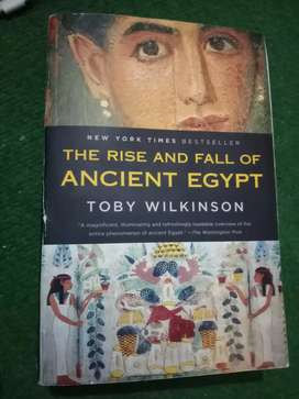THE RISE AND FALL OF ANCIENT EGYPT (Toby Wilkinson)