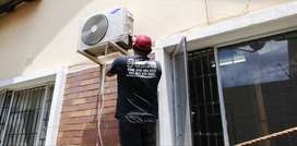 Service and repair maintenance Air conditioner, cold rooms, Frige