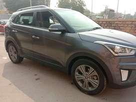 Hyundai Creta 1.6 SX (O), 2017, Diesel