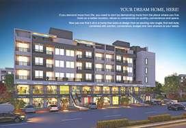 Ready to Move2 Bhk Luxurious flat for sale- Prakruti Green- Vasna RD