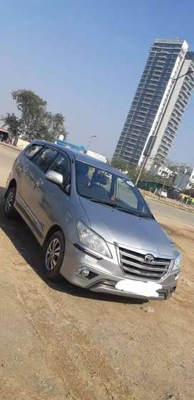 Toyota Innova 2016 Diesel 63000 Km Driven with 100% scratch free