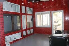 Pvc Modular kitchen & uPVC doors and windows