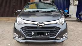 Daihatsu Sigra 1.2 R 2017 matic / at Low Km