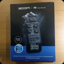 Handy Zoom Recorder H6