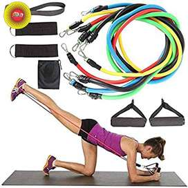 Resistance Bands, Exercise Workout BandsGet In. Get Fit. Get on with