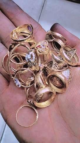 Terima emas tanpa surat dalam keadaan apapun sistem (COD)