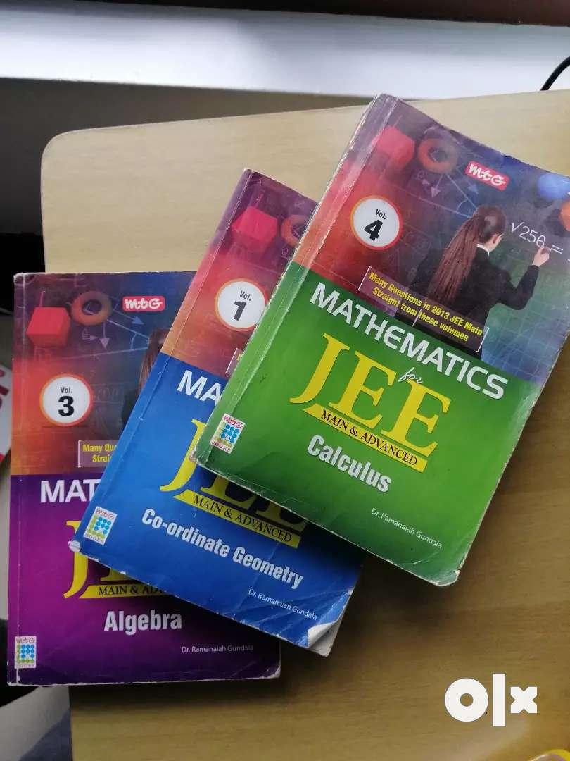 MTG BOOKS - MATHEMATICS FOR JEE MAIN & JEE ADVANCED 0
