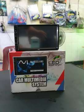 Tv Mobil Mirror Link Avi 7 Inci (Mp4.Usb.Mmc.Aux.Radio.Bluettoth)