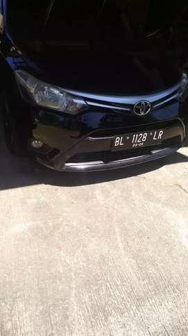 Toyota Vios Limo Gen 3 m/t 2013 Hitam