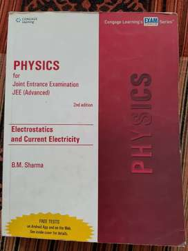 Cengage Electrostatics and Current Electricity