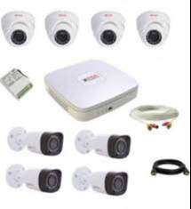 9 HD CCTV Camera setup installation-
