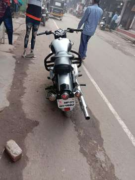 Royal Enfield in good condition