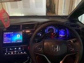 Jual honda Jazz RS CVT matic istimewa km rendah 2018