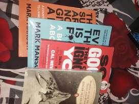 Various novels