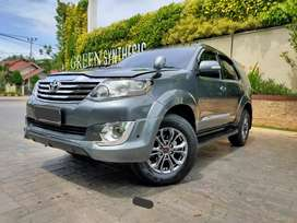 Fortuner G matic 2007