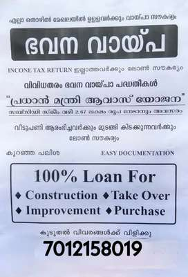 Home loans available for all