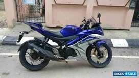 Yamaha R15 V2 special edition fresh condition