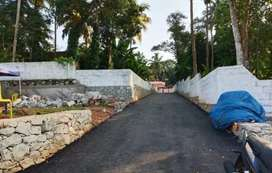 Plot for sale in Sreekaryam Powdikonm
