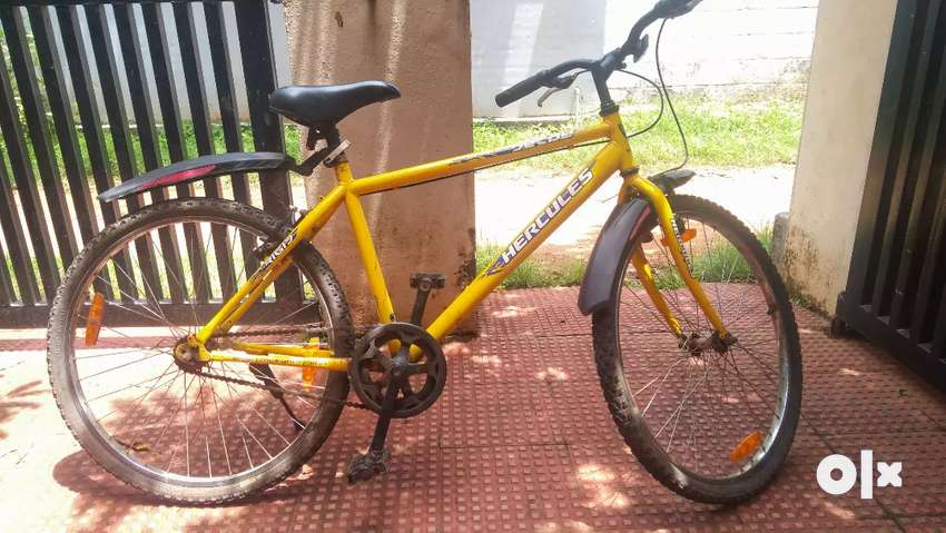 Hercules Decoy 26 T hybrid cycle
