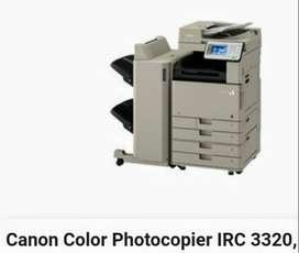 canon colour photocopier irc 3320