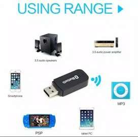 USB Bluetooth Music Audio Receiver Transmitter Mobil Speaker