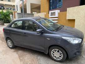 Ford Figo Aspire 2016 Diesel Good Condition, Doctor maintained